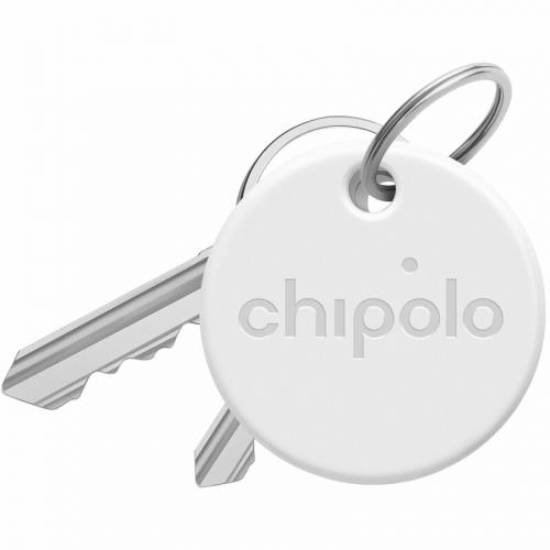 Chipolo - One Bluetooth item chercheur Blanc