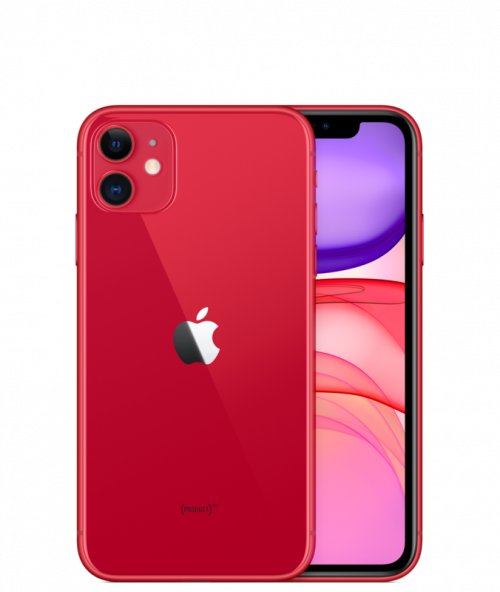 Cell iPhone 11 Rouge 64 Go