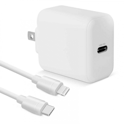 Naztech - Kit charge USB-C iPhone / iPad 3 pieds