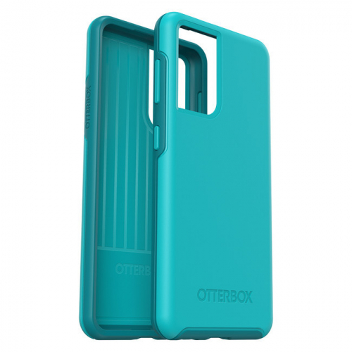 Otterbox Symmetry Samsung S21 Bleu