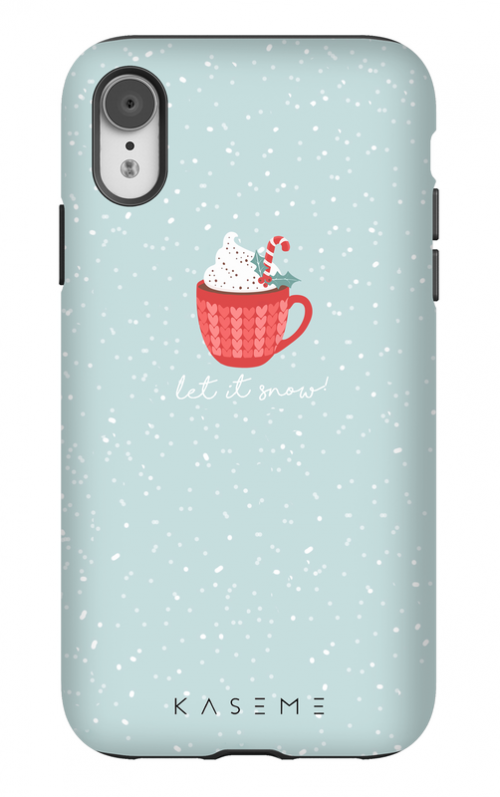 Kase Me iPhone XR - Hot Cocoa