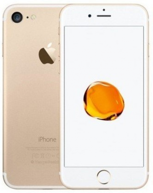 Cell iPhone 7 Unlock - Or 128 Go