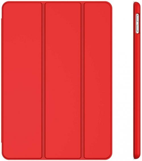 JETech Etui pour iPad 7 / 8 rouge