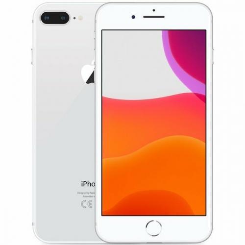Cell iPhone 8 Plus Unlock Argent 64 Go