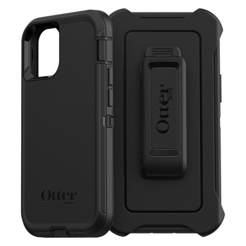 Otterbox Defender iPhone 12 Mini Noir