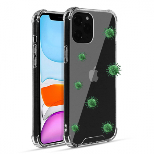 B.E. DropZone iPhone 12 / 12 Pro Clear