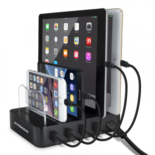 HyperGear Station charge 4 appareils
