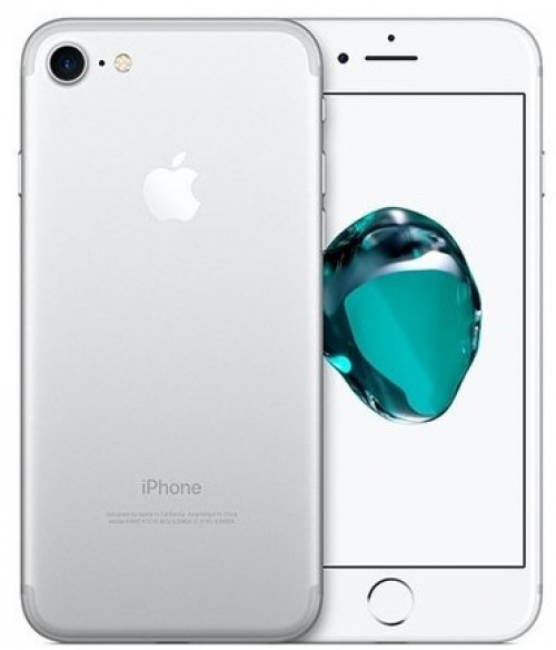 Cell iPhone 7 Unlock - Argent 128 Go
