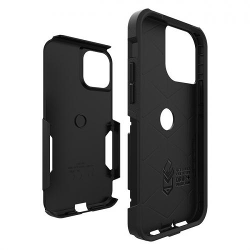 Otterbox Commuter iPhone 12 / 12 Pro Noir
