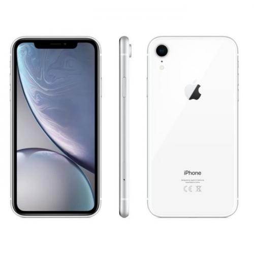 Cell iPhone XR Unlock 64 Go Blanc
