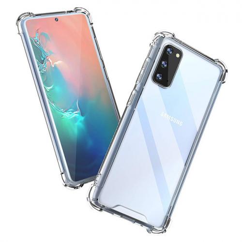 B.E. DropZone Samsung Galaxy S20 FE Clear