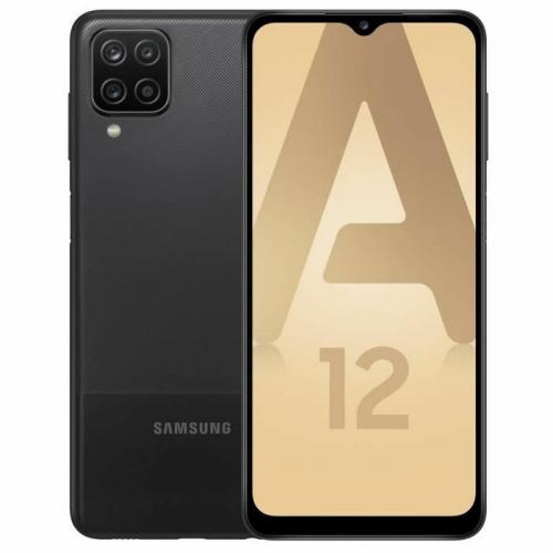 Cell Samsung Galaxy A12 128 Go Noir (O.B.)