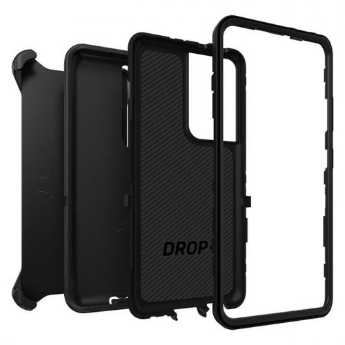 Otterbox Defender Samsung S21 Ultra Noir