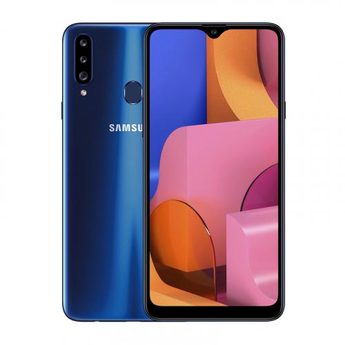 Cell Samsung Galaxy A20s Bleu 32 Go - (O.B.)