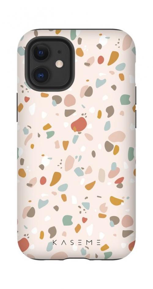Kase Me iPhone 12 Mini - Terrazzo