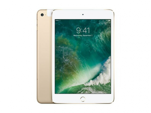 iPad Mini 4 128 Go - 3G + Wifi Or