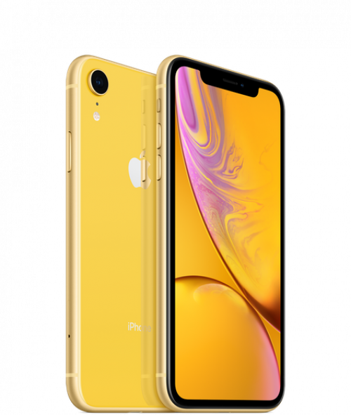 Cell iPhone XR 64 Go Jaune