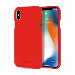 SF Jelly - iPhone XS Max Rouge