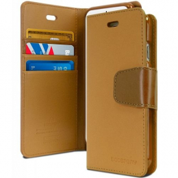 Sonata Diary - iPhone 12 Mini Camel