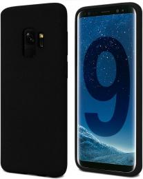 SF Jelly Samsung Galaxy S9 Noir