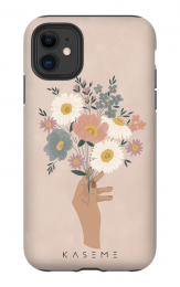 Kase Me iPhone 11 - Holding Flowers