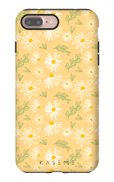 Kase Me iPhone 7+/8+ - Oasis Yellow
