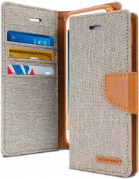 Canvas Diary iPhone 11 Pro Gris