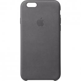 Etui en cuir iPhone 7 / 8 Gris