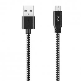 B.E. - Cable Micro-USB 4 pieds