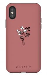 Kase Me iPhone X / XS - Cinnamon Red