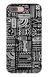 Kase Me iPhone 7+/8+ - Aztec Black