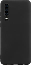 Blu Element Gel Skin - Huawei P30 Noir