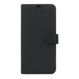 B.E. Folio Case Noir/Noir A52 Samsung