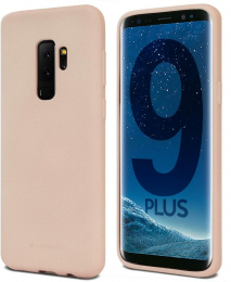 SF Jelly Samsung Galaxy S9 Plus Rose Sable