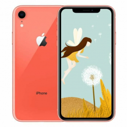 Cell iPhone XR 64 Go Corail