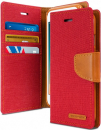 Canvas Diary - iPhone 11 Pro Rouge