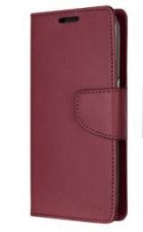 Bravo Diary Samsung Galaxy S9 Rouge Vin