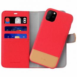 B.E. Folio Case Rouge/Beige iPhone 11
