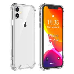 B.E. DropZone iPhone 11 Clear