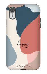Kase Me iPhone XR - Happy