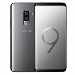Cell Samsung Galaxy S9 Gris 64 Go