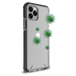 B.E. DropZone iPhone 12 Pro Max Noir