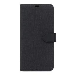 B.E. Folio Case Noir iPhone SE2 / 8 / 7