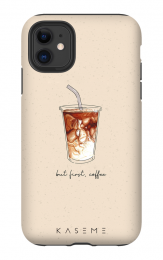Kase Me iPhone 11 - But First Coffee