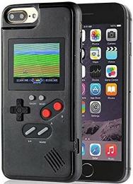 Etui GameBoy - iPhone 7 Plus / 8 Plus Noir