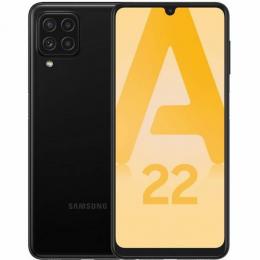 Cell Samsung Galaxy A22 4G 128 Go Noir (O.B.)