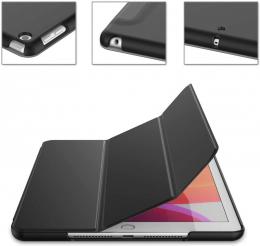 JETech Etui pour iPad 7 / 8 noir