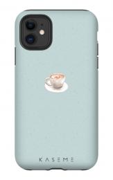 Kase Me iPhone 11 - Brew Blue