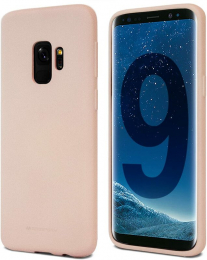 SF Jelly Samsung Galaxy S9 Rose Sable