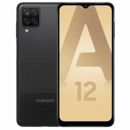 Cell Samsung Galaxy A12 64 Go Noir (O.B.)